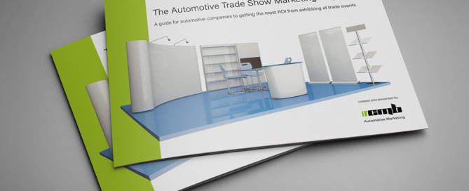 Automotive trade show marketing playbook