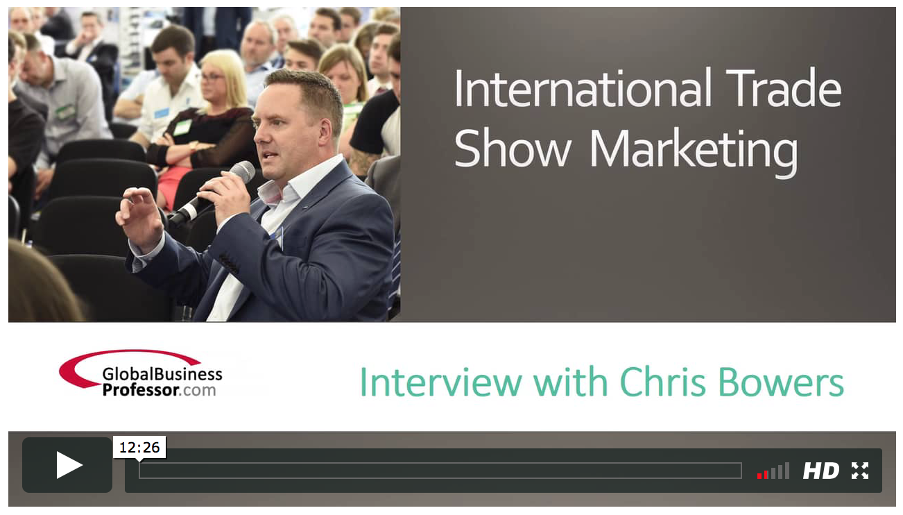 International Trade Show Marketing