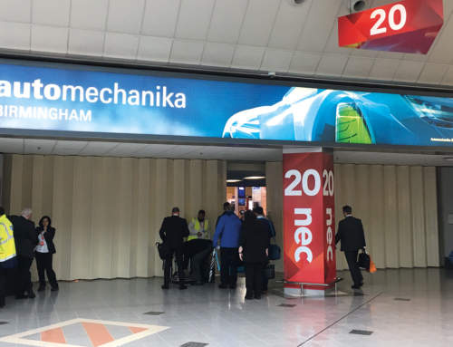 Reflections on Automechanika