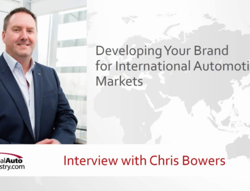 Automotive Branding for International Markets